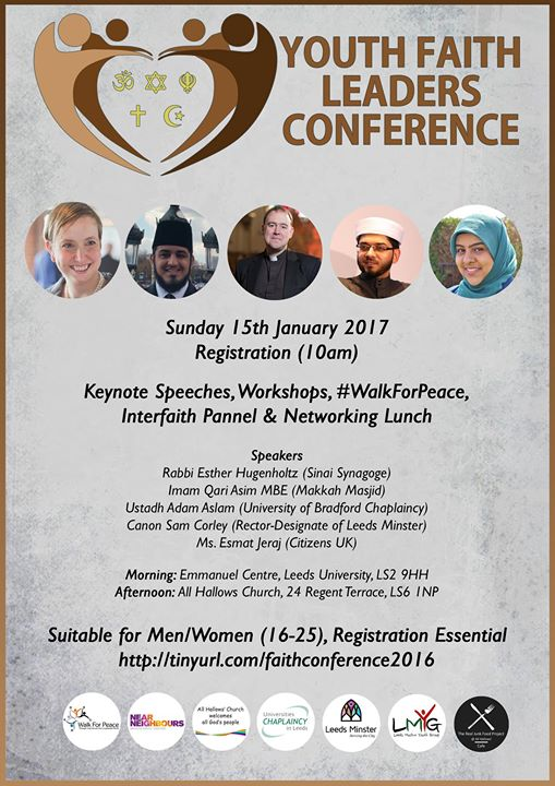 Youth Faith Leaders Conference