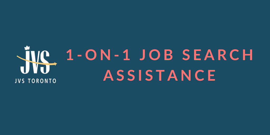 1-on-1 Job Search Assistance