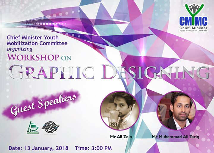 Workshop on  Graphic Designing