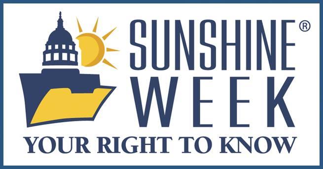 Sunshine Week Kickoff FOIA and Journalism Workshop