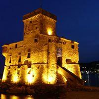 Passeggiata gotica notturna a lume di candela Rapallo