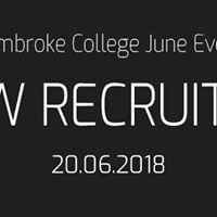 Closing on 22nd Jan - Pembroke June Event Workers Application