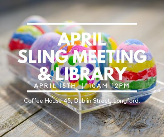 c6f0ddb41ef62 BWI Longford Sling Meeting and Library at Coffee House 45, Longford