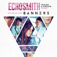 Echosmith w Banners at the Marquee Theatre