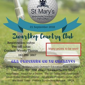 St Marys DSG Charity Golf Day