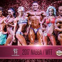 NABBA  WFF Canberra Classic