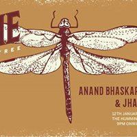 UnsceneIndie ed.1 at The Humming TreeJhanu &amp Anand Bhaskar Col