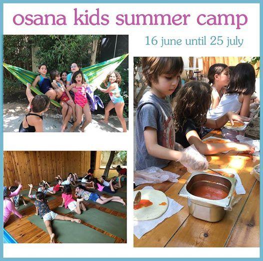 Osana Kids Summer Camp 2019