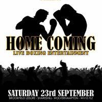 Home Coming - AIBA Open Boxing