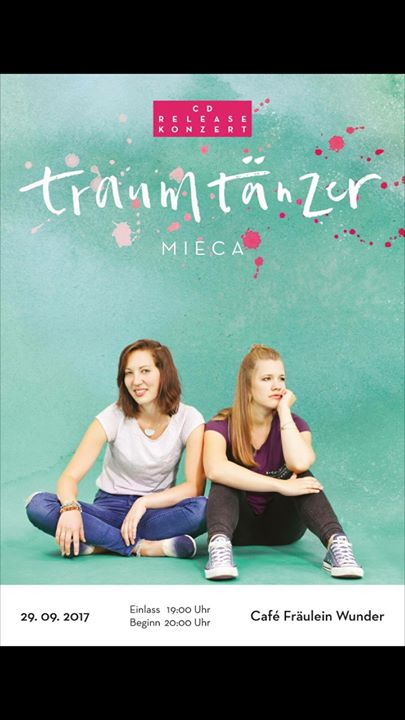 Mieca Release Konzert At Fräulein Wunder Braunschweig