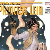Comics &amp Coffee (Star Wars Princess Leia)