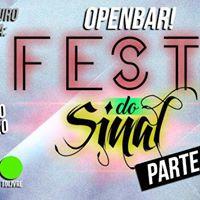 Festa do Sinal Party3 OPENBAR