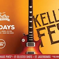 Kellerfest with The Petra Flowers &amp The Jade Assembly