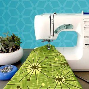 Machine Sewing 101