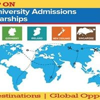 A to Z of University Admissions with Scholarships