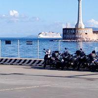 MSC SEAVIEW  PRIMO SCALO A Messina