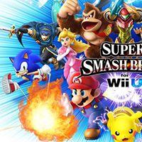 Smash Bros WiiU Tournament