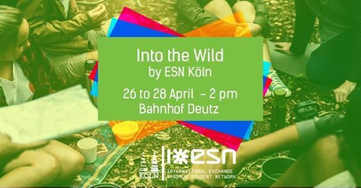 Sold out ESN Kln - Into the Wild