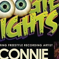 Freestyle Artist Connie Live in Concert Modesto