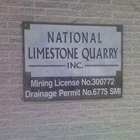 National Limestone Quarry