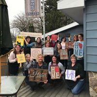 Board Painting Workshop