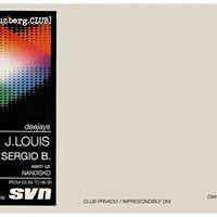 MADE by SVN presents J.Louis &amp Sergio B at Kreuzberg.CLUB