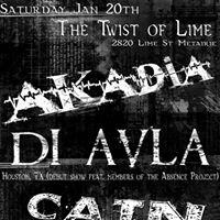 Akadia w Di Avla &amp Cain Resurrection
