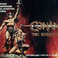 Ponrepo Conan the Barbarian - English-Friendly