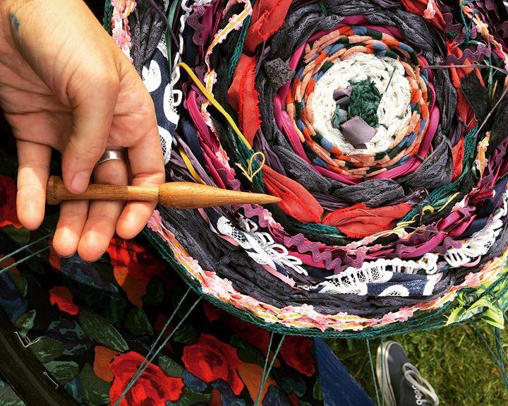 Atelier libre Fibres & Textiles  Crafternoon Textiles & Fibers