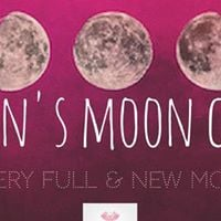 Womens Moon Circles- With Sharlene