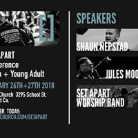 Set Apart Youth Conference