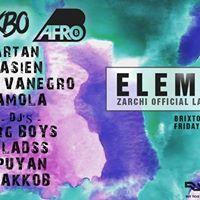 Element Sneakbo Afro B NRG Boys &amp Many More