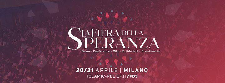 La Fiera Della Speranza  Islamic Relief Italia