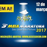 Meia Maratona de So Jos dos Pinhais 2017