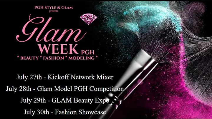 Glam Week PGH 17