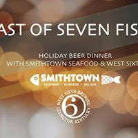 Feast of Seven Fishes with Smithtown Seafood