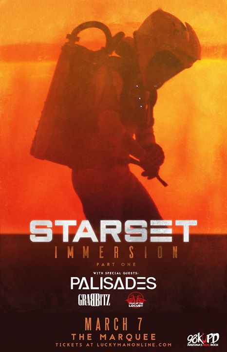 Starset At Marquee Theatre