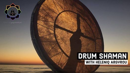 Drum Shaman with Heleniq Argyrou