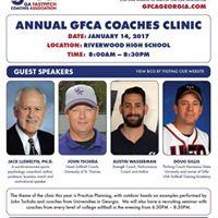 GFCA Annual Coaches Clinic