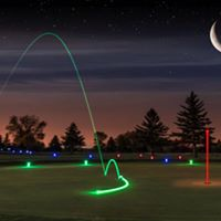 Back the Blue Charity Glow Golf