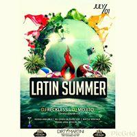 Summer Saturdays - International Edition