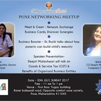 MompreneursIndia July Networking Meet In Pune