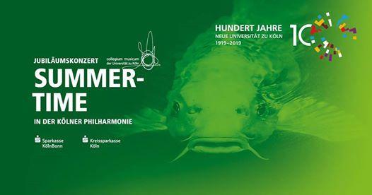 Summertime  Jubilumskonzert