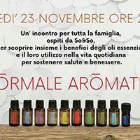 Informale Aromatico