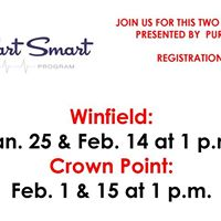 Be Heart Smart - Winfield Branch
