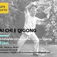Workshop - Introduo ao Tai Chi e Qigong