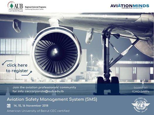 Aviation Safety Management System (SMS)
