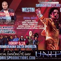 Mxico Goes to The 19th Annual Los Angeles Salsa Congress 2017