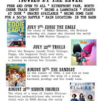 Movies By The River The Sandlot