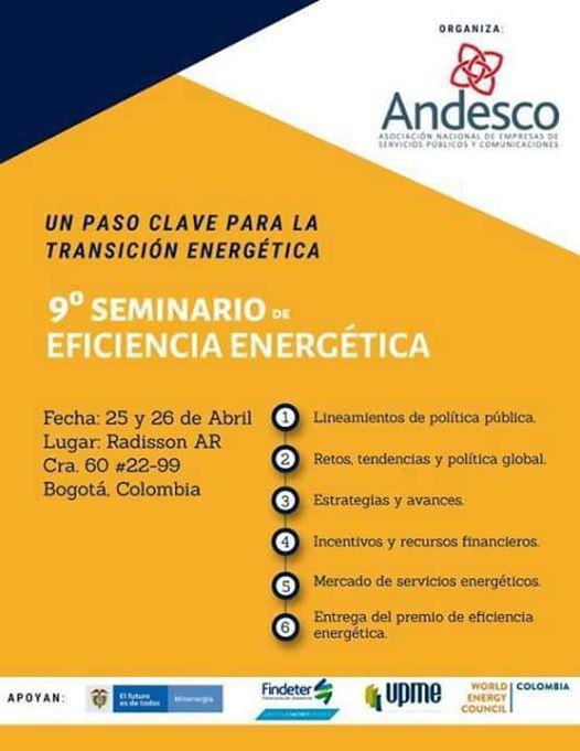9 seminario de eficiencia energtica